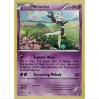 Meloetta XY193 Holo Promo Pokemon Englisch NM/Mint