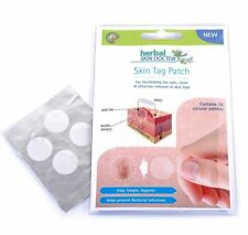 Skin Tag Patches by Herbal Skin Doctor with Salicylic Acid (28 patches) NEW