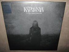 KATATONIA Viva Emptiness SEALED NEW Vinyl 2 LP Hype 2013 Remastered+Bonus Tracks