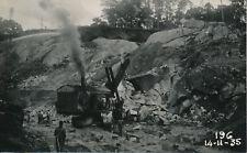 POINTE NOIRE 1935 - Chemin de Fer Petit Cirque Front de Taille - Congo  PCH 245