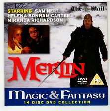 (GO661) Merlin - The Mail DVD
