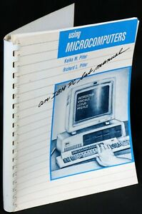 Using Microcomputers an IBM PC Lab Manual Spiral Bound Book