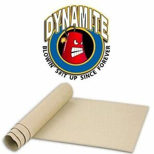 Dynamite Forever Absolute Clear Grip Tape Skateboard Griptape
