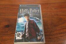 HARRY POTTER ET LE PRINCE DE SANG MELE         ----- pour PSP