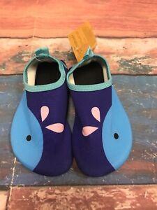 Children Kids Water Shoes Aqua Socks Diving Socks Pool Beach Swim Slip On Surf