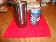 Black powder signal salute cannon. Thunder Mug 1018 STEEL