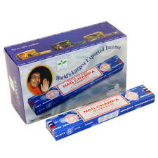 Satya Sai Baba Nag Champa Agarbatti Incense Sticks 12 Gratisproben