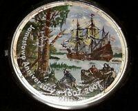 2007 Jamestown 400th Anniversary Silver Dollar rare