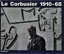 LE CORBUSIER 1910 1965 Girsberger Boesiger Architecture Museums Private Homes