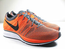 DS NIKE 2012 FLYKNIT TRAINER+ TOTAL ORANGE 8.5 OLYMPIC WOVEN PRESTO AIR MAX 1