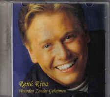 Rene Riva-Woorden Zonder Geheimen Promo cd single