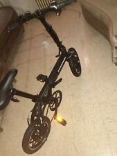 SwagTron EB5 Pro 14 inch Electric Bicycle - Black