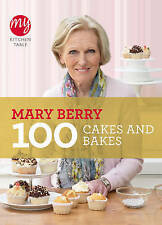 NEW! My Kitchen Table: 100 Cakes and Bakes by Mary Berry (Paperback, 2011)