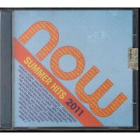 AA.VV. CD Now Summer Hits 2011 Sigillato 5099908573520