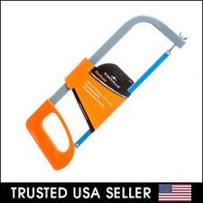 "12"" inch Heavy Duty High Tension Aluminum Alloy Hacksaw Hand Saw w/ Blade"