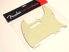 Genuine Fender American Standard Tele Telecaster Mint Green Pickguard 0992154000