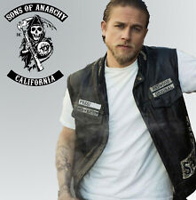 Leather Sons Of Anarchy Coats Jackets For Men For Sale Shop New Used Ebay