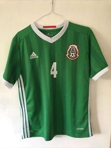 Jersey mexico adidas Rafael Marquez SZ One SZ UNI VTG club shirt green barcelona