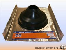 Seldek  SDA 102  flat and pitched roof Universal Flashing for flues pipes etc