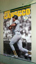 Jose Canseco Vintage 1991 Oakland A's Baseball POSTER! ONLY ONE
