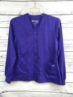 Grey's Anatomy Women's Size Medium Purple Scrub Top | eBay
