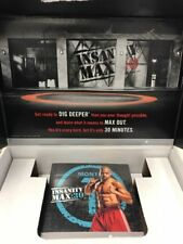 Shaun T's INSANITY MAX 30 Base Kit  DVD Workout  beachbody Max30 10 DVDs