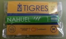 TIGRES UANL NAHUEL 1 BRACELET SPECIAL EDITIO  OFFICIAL PRODUCT SIZE M/G GREEN