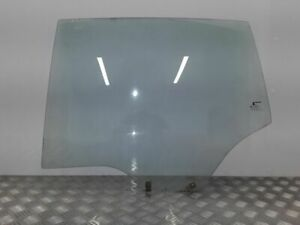 Daewoo Tacuma Rezzo 2002 Left Main rear door glass 43R00240 VEI4883