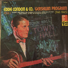 "Eddie Condon & Co Gershwin Program 1941-45 LP 12"" 33rpm Vol 1 vinyl record (g+)"