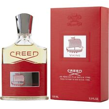CREED VIKING for MEN * 3.3/3.4 oz (100 ml) EDP Spray * NEW in BOX
