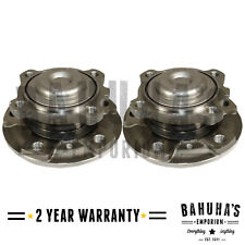 x2 FRONT WHEEL BEARING HUB FOR A BMW 3-SERIES F30, F31, F34, F80 2011-ONWARDS
