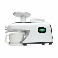 Tribest GSE-5000-B Green Star Elite Jumbo Twin Gear Complete Masticating Juicer