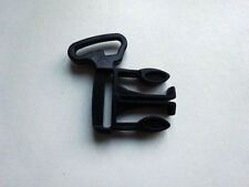 iCandy Apple Cherry Peach CLIP PART for waist harness/strap Seat Stroller Frame