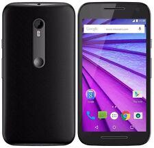 Motorola Moto G 3rd Gen XT1541- 4G *~UNLOCKED~* -8GB- BLACK Smartphone~Grade-B~