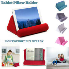 Cellphone Rack Tablet Pillow Holder Stand Foam Book Rest Reading Bed Cushion