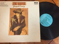 LP Jim Reeves / Young And Country / 1971