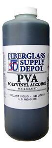 PVA  Partall Mold Release #10 Quart - Polyvinyl Alcohol