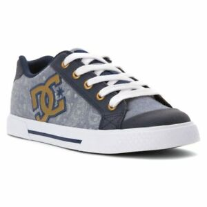 Scarpe skater donna DC shoes CHELSEA SE, col. insignia blue