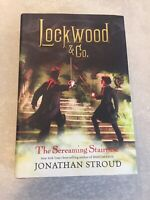 NEW - The Screaming Staircase (Lockwood & Co) by Stroud, Jonathan