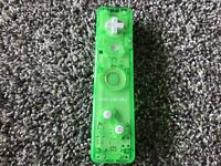 Nintendo Wii GREEN Rock Candy Wiimote Remote Game Controller WORKS
