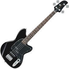 "Ibanez TMB30-BK 30"" Black Short Scale Talman Bass Guitar TMB30"