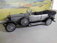 Franklin Mint 1/24th Scale 1925 ROLLS-ROYCE Silver Ghost