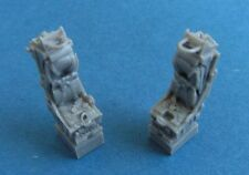 Pavla S72070 1/72 Resin Ejection seat Martin-Baker Mk.WY6AM x 2 for MB.326