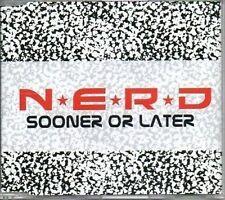(626Z) NERD (N*E*R*D), Sooner Or Later - DJ CD