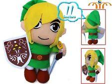Plüschtier link the Legend of Zelda 28 cm Plüsch Puppe Schiffen weltweit