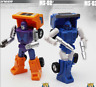 Transformers MFT Small Proportion MS-02 Reckless MS-03 Pipes Special Powers