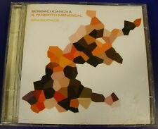BOSSACUCANOVA & Roberto MENESCAL - BRASILIDADE CD Used
