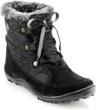 Columbia winter boots Size 8 Black