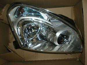 Genuine Nissan QASHQAI 0207 > HELLA RIGHT HEADLIGHT  P/N 26010JD10B