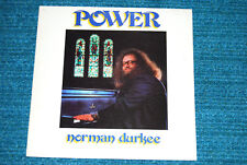NORMAN DURKEE Power VERY RARE XIAN CCM BACHMAN TURNER OVERDRIVE Seattle LP